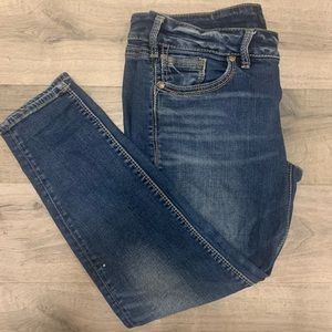 Silver Jeans Suki ankle skinny NWOT